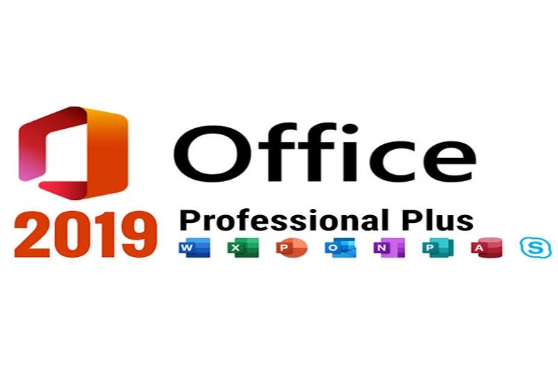 Microsoft Office 2019 Professional Plus (1 PC )